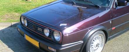 VW Golf-2 1.8L 8V Turbo