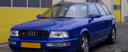 Audi RS2 B4 Quattro 2.4L 20V Turbo