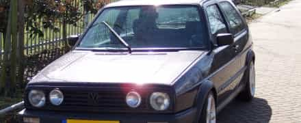 VW Golf-2 1.8L 16V Turbo