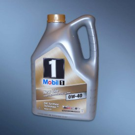 Mobil-1 New Life 0W-40 5-liter